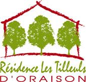 logo Les Tilleuls-Oraison